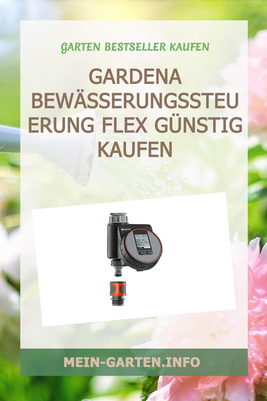 Gardena Bewässerungssteuerung Flex günstig kaufen