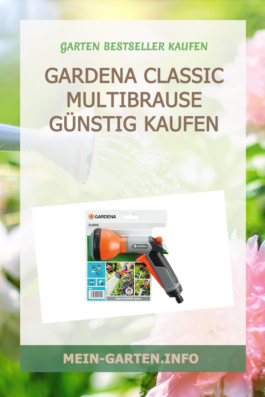 Gardena Classic Multibrause günstig kaufen