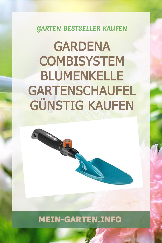 Gardena Combisystem Blumenkelle Gartenschaufel günstig kaufen