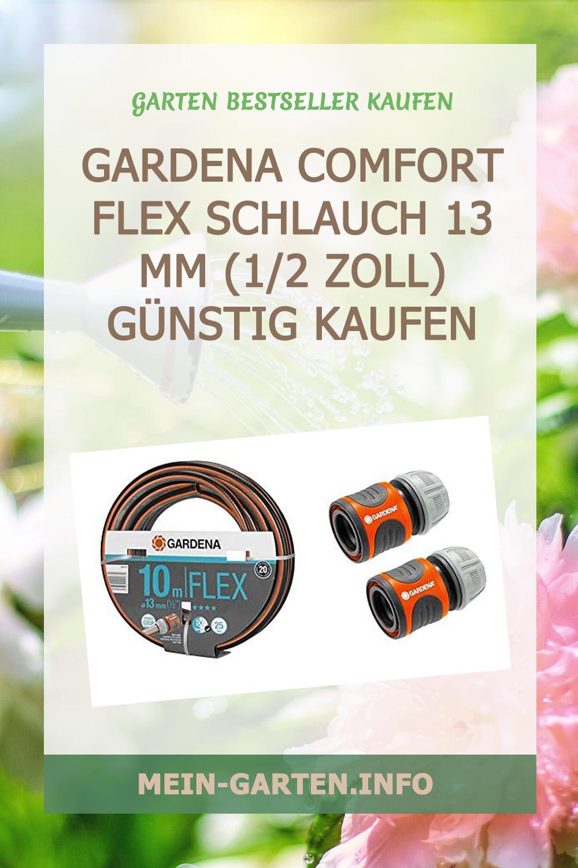 Gardena Comfort FLEX Schlauch 13 mm (1/2 Zoll) günstig kaufen