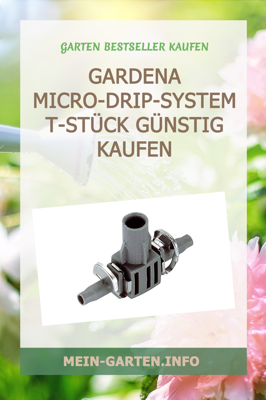 Gardena Micro-Drip-System T-Stück günstig kaufen