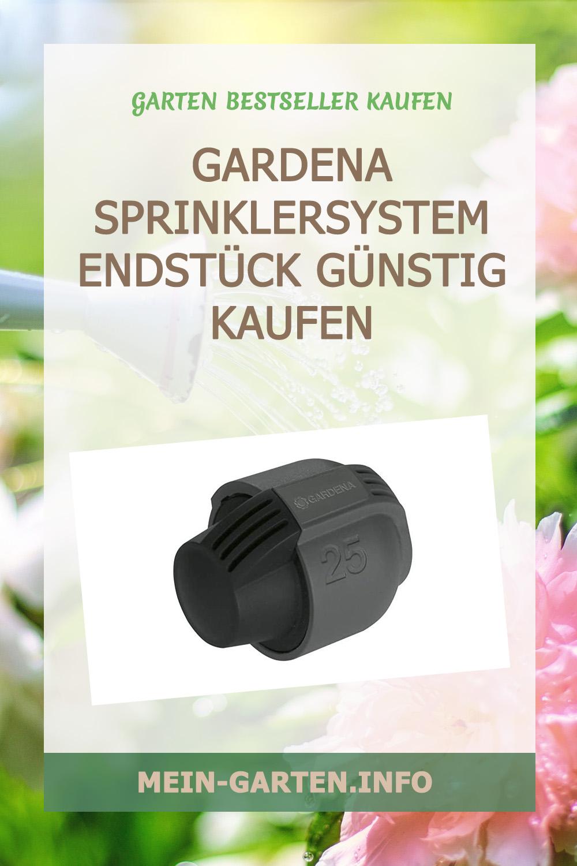Gardena Sprinklersystem Endstück günstig kaufen