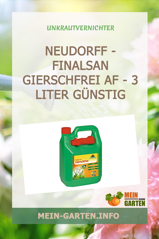 NEUDORFF – Finalsan GierschFrei AF – 3 Liter günstig kaufen