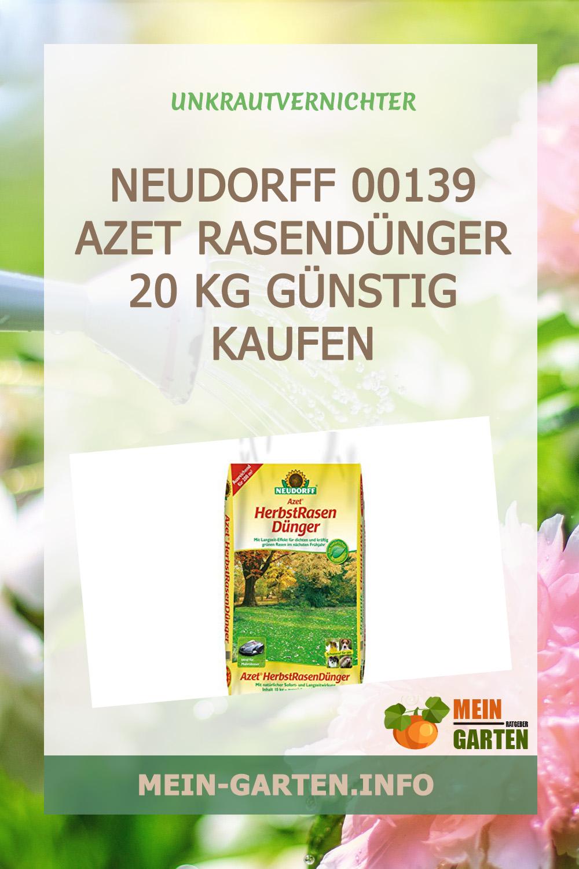 Neudorff 00139 Azet Rasendünger 20 kg günstig kaufen