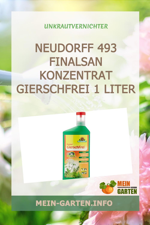 Neudorff 493 Finalsan Konzentrat GierschFrei, 1 Liter günstig kaufen