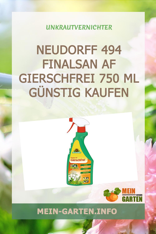 Neudorff 494 Finalsan AF GierschFrei, 750 ml günstig kaufen