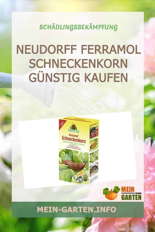 Neudorff Ferramol Schneckenkorn günstig kaufen