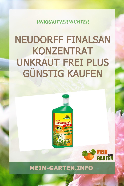 Neudorff Finalsan Konzentrat Unkraut Frei Plus günstig kaufen