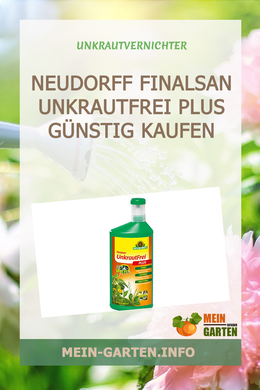 Neudorff Finalsan UnkrautFrei Plus günstig kaufen
