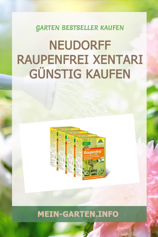 Neudorff Raupenfrei Xentari günstig kaufen