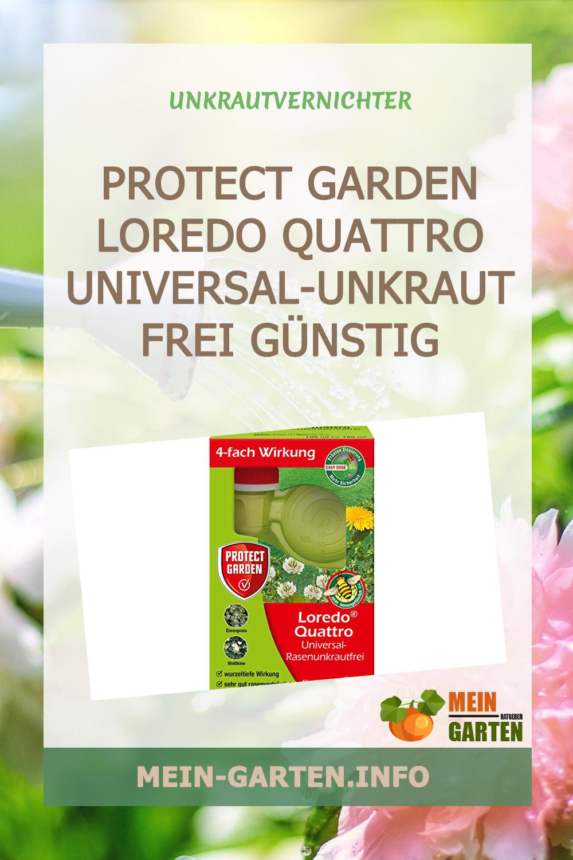 PROTECT GARDEN Loredo Quattro Universal-Unkrautfrei günstig kaufen