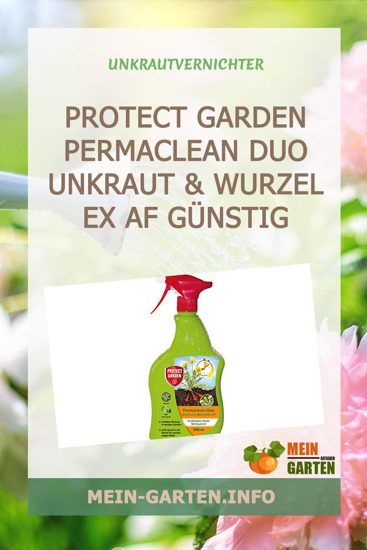 PROTECT GARDEN Permaclean Duo Unkraut & Wurzel Ex AF günstig kaufen