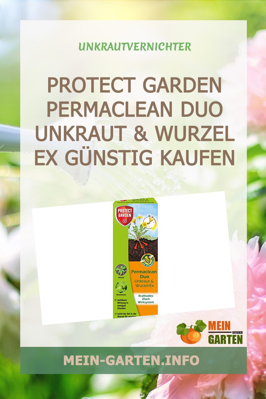 Protect Garden Permaclean Duo Unkraut & Wurzel Ex günstig kaufen