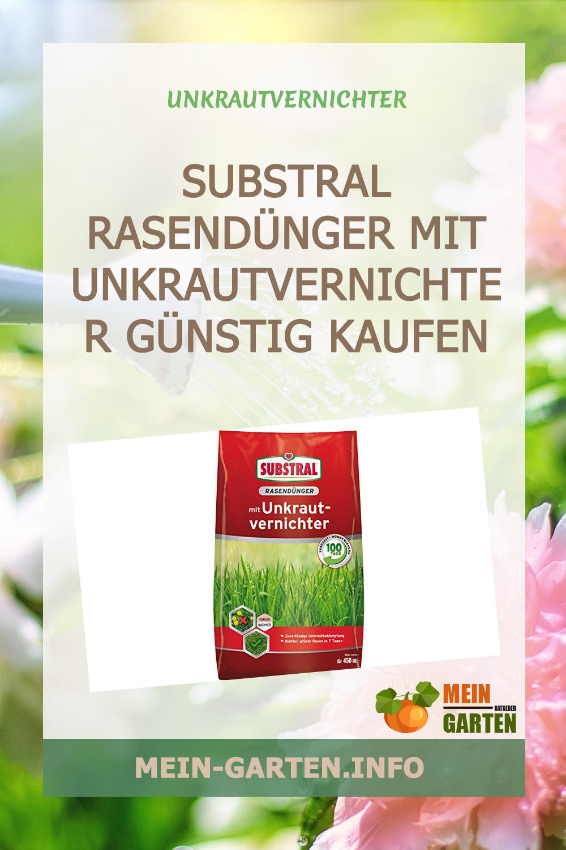 Substral Rasendünger mit Unkrautvernichter günstig kaufen