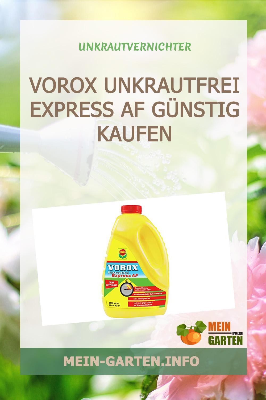 VOROX Unkrautfrei Express AF günstig kaufen