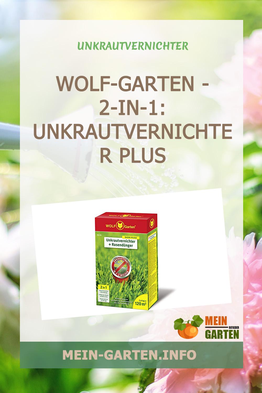 WOLF-Garten - 2-in-1: Unkrautvernichter plus Rasendünger SQ 120 günstig kaufen