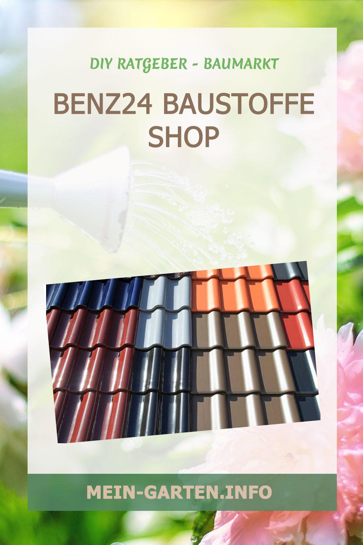 BENZ24 BAUSTOFFE SHOP