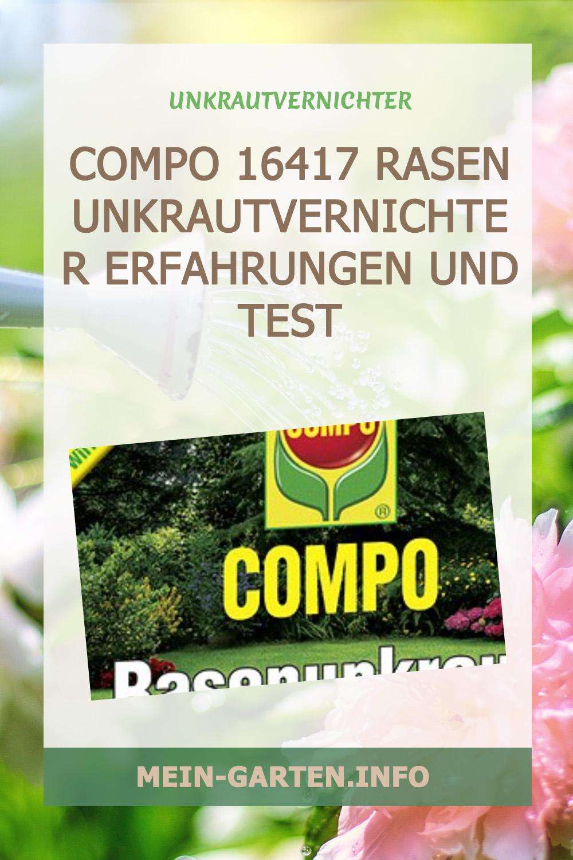 Compo 16417 Rasen Unkrautvernichter Erfahrungen und Test