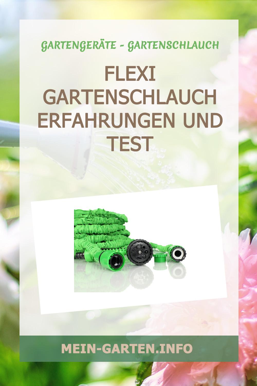 Flexi Gartenschlauch   Erfahrungen und Test