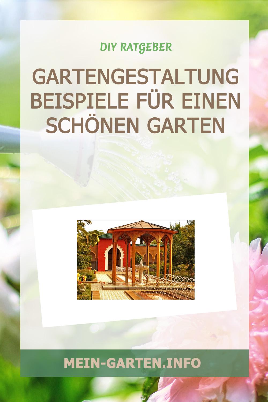Gartengestaltung Beispiele für einen schönen Garten