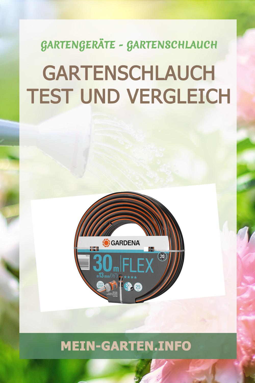 Gartenschlauch  Test und Vergleich