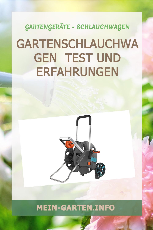 Gartenschlauchwagen  Test und Erfahrungen