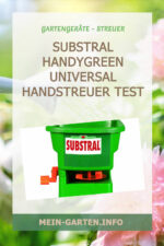 Substral HandyGreen Universal Handstreuer Test